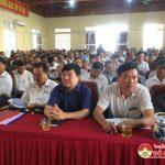 Hội CCB huyện Đô Lương: Tập huấn nghiệp vụ cán bộ hội năm 2018