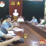 Hội nghị trực tuyến triển khai công tác phòng chống siêu bão Mangkhut