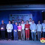 """Nhóm"""" Đô Lương chia sẻ yêu thương """" Tổ chức đêm nhạc thiên nguyện"""" giúp 9 gia đình nghèo."""
