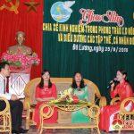Phụ nữ Đô Lương: Đổi mới, Nâng cao chất lượng sinh hoạt từ chi hội