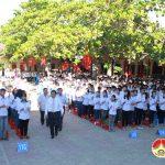 Trung tâm GDTX huyện Đô Lương khai giảng năm học mới 2018 – 2019