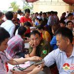 """Đô Lương Lan tỏa phong trào """" Hiến máu cứu người"""""""