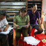 Đoàn liên ngành huyện Đô Lương kiểm tra an toàn thực phẩm các cơ sở sản xuất bánh trung thu