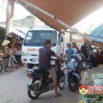 Đô Lương: Xã Đà Sơn chợ họp giữa đường
