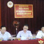 Hội CCB Đô Lương: Tổ chức tiếp xúc đối thoại với cán bộ hội  cơ sở