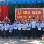 Đô Lương chăm lo cho học sinh nghèo đầu năm học mới