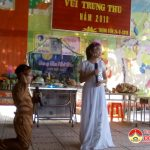 Trường Tiểu học Thịnh Sơn tổ chức vui tết Trung thu