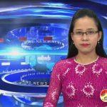Tình trạng sạt lở bờ sông Đào ở xã Nam Sơn