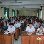 Đô Lương: Tập huấn nghiệp vụ xử lí vi phạm hành chính năm 2018