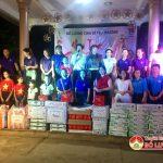 Nhóm Đô Lương chia sẻ yêu thương và Trung tâm công tác xã hội Nghệ An tổ chức tết trung thu cho các em thiếu nhi