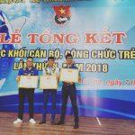 Nghệ An đạt giải 3 hội thi Tin học khối cán bộ, công chức trẻ toàn quốc