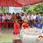 Đền Phú Thọ tế lễ 433 năm