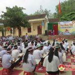 Trường THCS Tràng Sơn tổ chức hội thi Rung chuông vàng