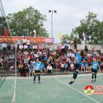 Đô Lương: Chung kết giải bóng chuyền nữ công chức, viên chức, người lao động năm 2018.