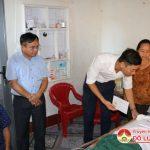 Nhóm Đô Lương chia sẻ yêu thương tặng 9 triệu đồng cho 3 gia đình có hoàn cảnh khó khăn
