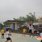 Đô Lương khai mạc giải bóng chuyền nam cán bộ, công chức, người lao động xã, thị trấn