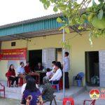 Hội từ thiện Sen Vàng Cộng hòa Liên Bang Đức trao nhà tình thương