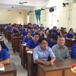 Huyện Đoàn Đô Lương: Tập huấn nghiệp vụ công tác Đoàn, hội, đội năm 2018