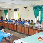 Huyện đoàn Đô Lương tổng kết chiến dịch thanh niên tình nguyện hè năm 2018 và kỷ niệm 62 năm ngày thành lập hội LHTN Việt Nam