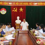 HĐND tỉnh giám sát việc chấp hành pháp luật về bảo vệ môi trường, an toàn, vệ sinh lao động và chế độ chính sách tại Đô Lương