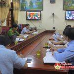 Tỉnh ủy Nghệ An giao ban trực tuyến quý III với các đơn vị trực thuộc