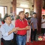 Viện kiểm sát cao cấp tại Thành phố Hồ Chí Minh dâng hương tại Truông Bồn