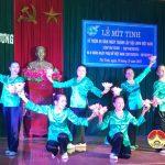 Thị trấn Đô Lương mít tinh kỷ niệm 88 năm ngày Phụ nữ Việt Nam 20/10