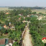 Trung Sơn nỗ lực xây dựng nông thôn mới