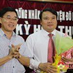 Đồng chí Phùng Thành Vinh được bầu giữ chức Chủ tịch UBND huyện Đô Lương