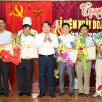 Huyện Đô Lương tổ chức gặp mặt nhân ngày Doanh nhân Việt Nam 13/10