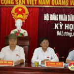 HĐND huyện Đô Lương tổ chức kỳ họp bất thường