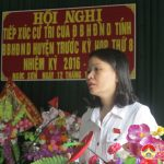 Đại biểu HĐND tỉnh, huyện tiếp xúc cử tri tại xã Ngọc Sơn