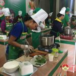 Trên 400 phụ nữ Yên Sơn- Đô Lương dự ngày hội Cơm ngon- Con khỏe