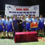 Chung kết giải bóng đá Việt- Hàn quán