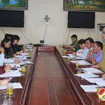 Sở TT – Truyền Thông kiểm tra  công tác phổ biến giáo dục pháp luật tại Đô Lương