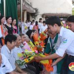Trường THPT Đô Lương 1  tổ chức lễ kỷ niệm ngày Nhà giáo Việt Nam 20/11