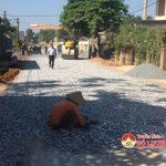 Đô Lương: Đầu tư gần 15 tỷ đồng nâng cấp sửa chữa đường Ngọc Lam Bồi.