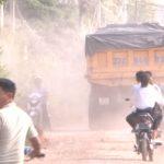 Đường Lam Giang kêu cứu
