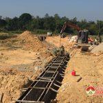 Đô Lương: Đầu tư gần 19,5 tỷ đồng nâng cấp sữa chữa đập Vũng Tròn  xã Hồng Sơn