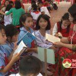 Trường Tiểu học Minh Sơn tổ chức ngày hội đọc sách