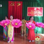 Xóm 13 xã Thịnh Sơn tổ chức ngày hội đại đoàn kết