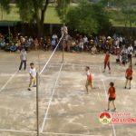 Xã Hồng Sơn tổ chức giải bóng chuyền chào mừng 88 năm Ngày hội Đại đoàn kết toàn dân tộc (18/11/1930-18/11/2018)