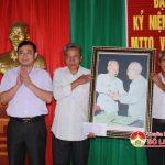 Xóm 10 xã Lam Sơn tổ chức ngày hội đại đoàn kết dân tộc.