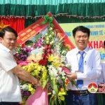 Trường TC Kinh tế Kỹ thuật Tây Nam Nghệ An khai giảng các lớp trung cấp khóa 8 và kỷ niệm 36 năm ngày Nhà giáo Việt Nam