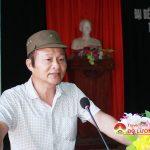 Đại biểu HĐND huyện Đô Lương tiếp xúc cử tri Bài Sơn.