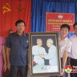Xóm 13, xã Văn Sơn tổ chức ngày hội đại đoàn kết dân tộc.