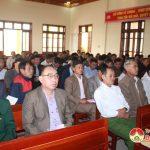 Đô Lương tổ chức tập huấn tổng điều tra dân số và nhà ở năm 2019