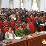 Đô Lương: Tổ chức Học tập, quán triệt và triển khai thực hiện các nội dung Hội  nghị Trung ương 8 khóa XII của Đảng cho cán bộ chủ chốt từ huyện đến cơ sở