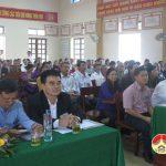 Đại hội đại biểu UBMTTQ xã Lưu Sơn
