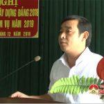 Ngọc Sơn: Tổng kết công tác đảng năm 2018, phương hướng nhiệm vụ năm 2019